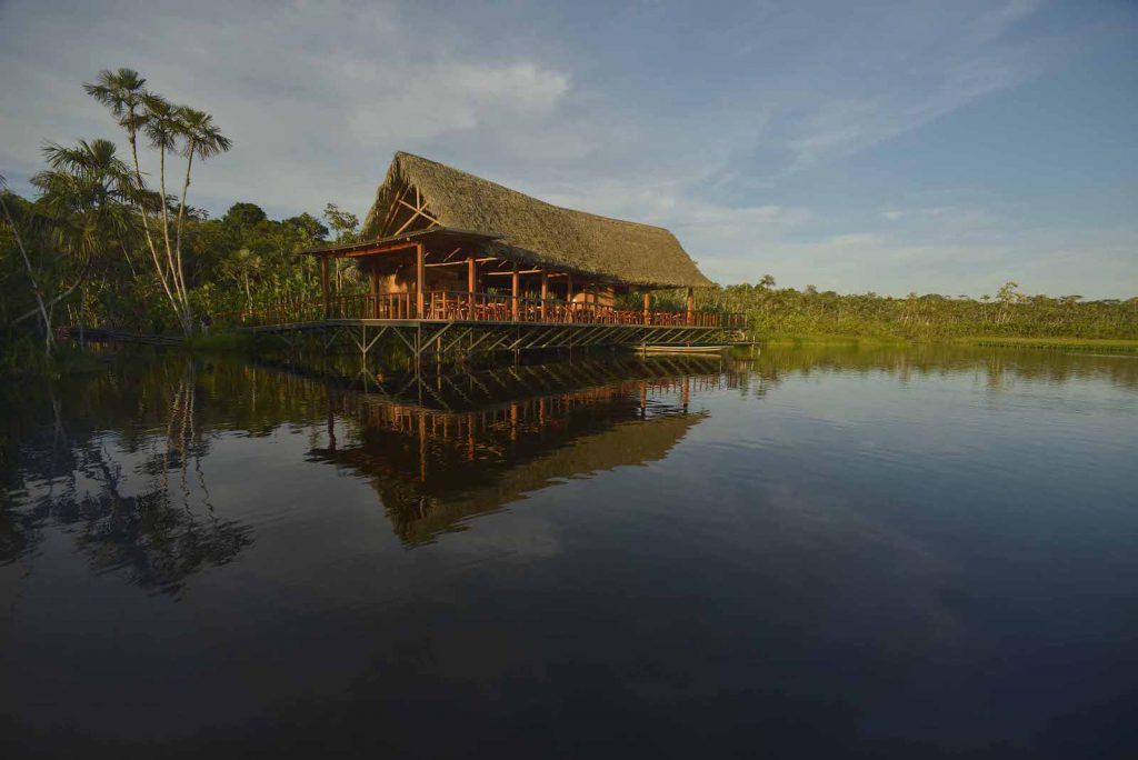Sacha Lodge - Lodges Ecuador