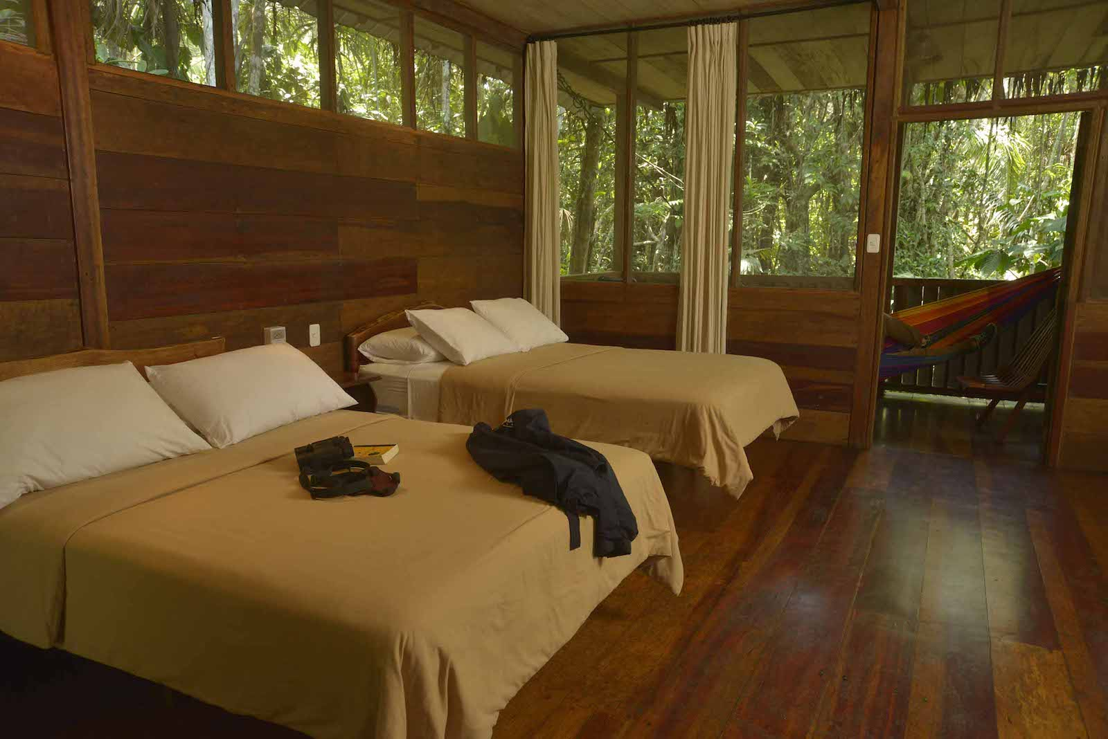 Room Sacha Lodge - Lodges Ecuador