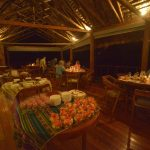 Restaurant Sacha Lodge - Lodges Ecuador