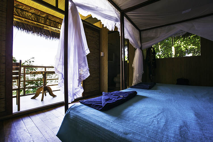Room Cuyabeno Lodge - Lodges Ecuador