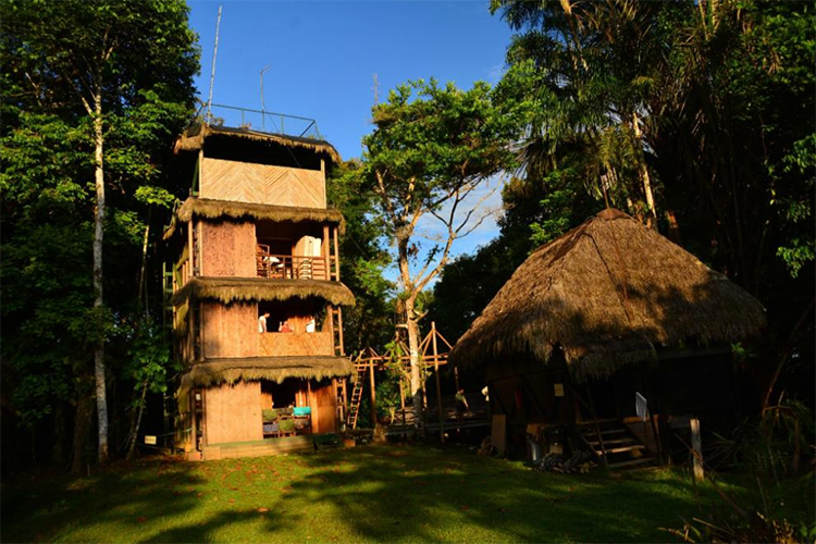 Tower Cuyabeno Lodge - Lodges Ecuador
