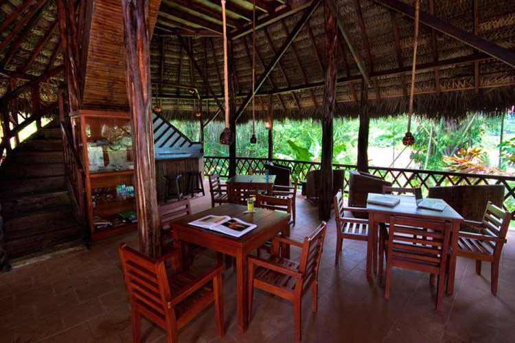Lounge Selina Lodge - Lodges Ecuador