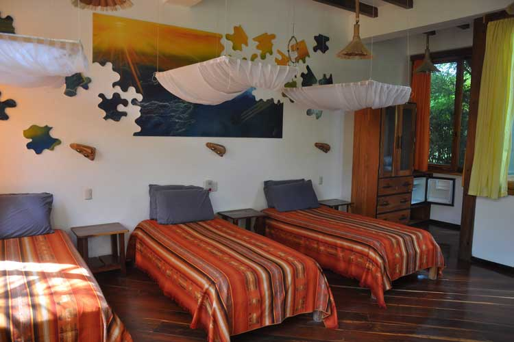 Room Mandala Lodge - Pacific Coast Lodges