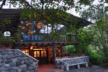 Guango Lodge - Lodges Ecuador