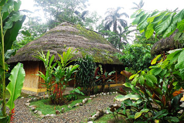 Shandia Lodge - Lodges Ecuador