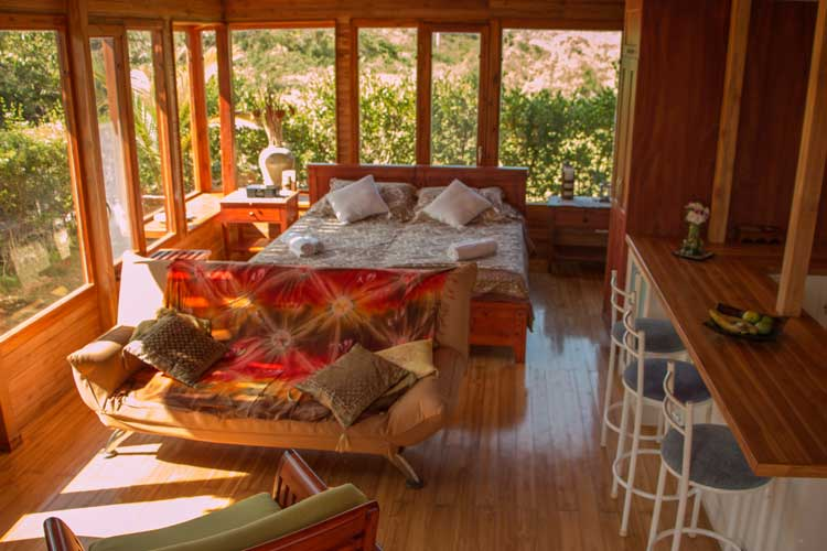 Suite Chez Manany Lodge - Lodges Ecuador