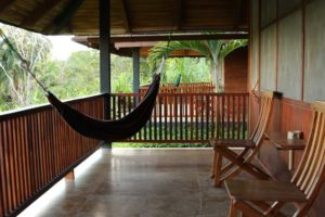 Balcony Casa del Suizo - Upper Napo River Lodges