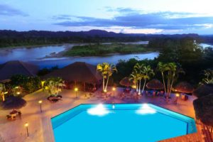 Pool Casa del Suizo - Upper Napo River Lodges