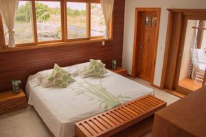 Room Chez Manany Lodge - Lodges Ecuador