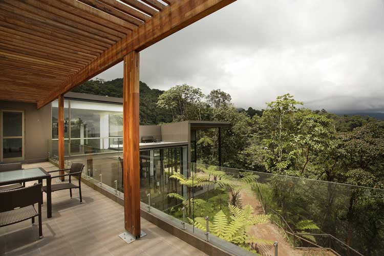 Hall Mashpi Lodge - Lodges Ecuador