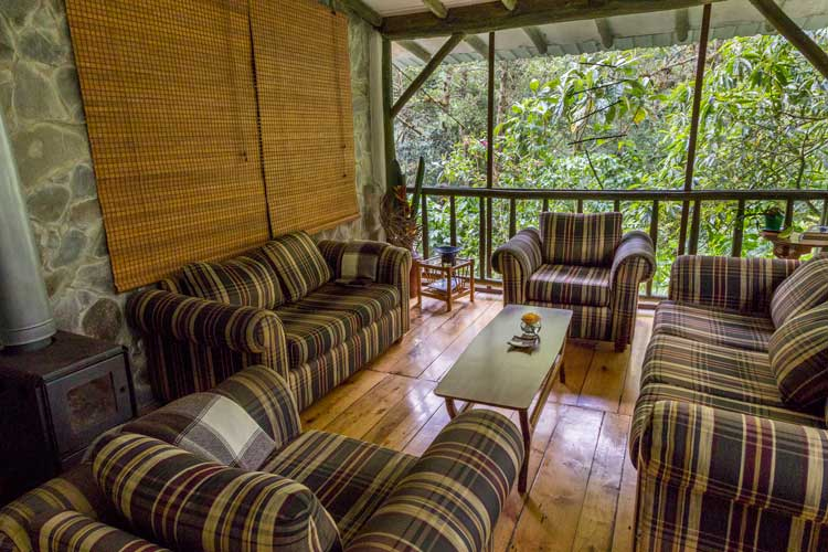 Sala Guango lodge - Lodges Ecuador