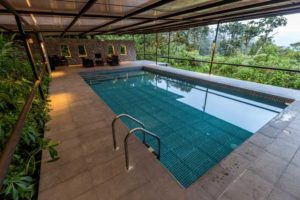 Pool San Isidro Lodge - Lodges Ecuador