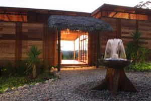 Fontaine Hamadryade Lodge - Lodges Ecuador