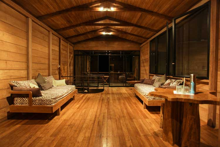 Living Hamadryade Lodge - Lodges Ecuador