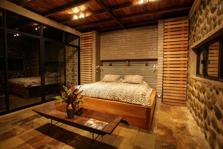 Room Hamadryade Lodge - Lodges Ecuador