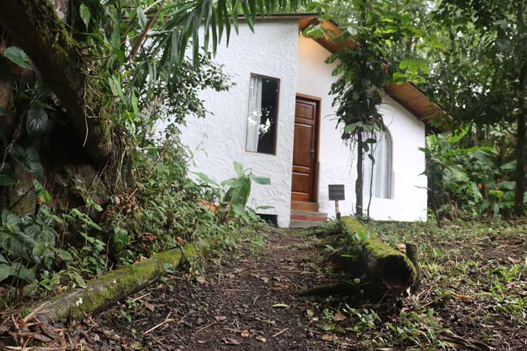 Hut Pacoche Lodge - Lodges Ecuador