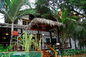 Mandala Lodge - lodges ecuador