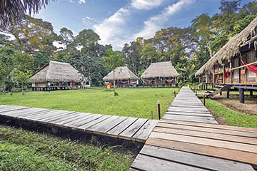 dracaena lodge - lodges ecuador