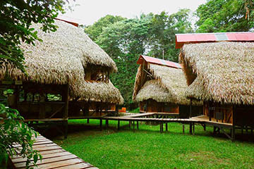 Jamu lodge - lodges ecuador