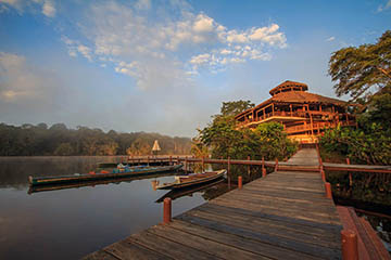 La Selva Lodge - lodges ecuador
