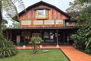 Shatamia Lodge - lodges ecuador