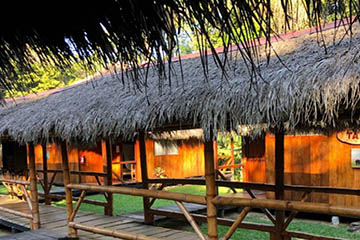 Siona lodge - lodges ecuador
