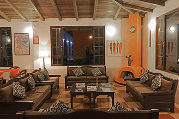 Tandayapa Lodge - lodges ecuador